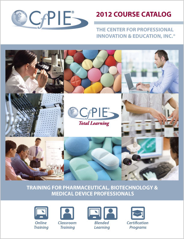 Interactive Course Catalog Design for Center for Professional Education & Innovation