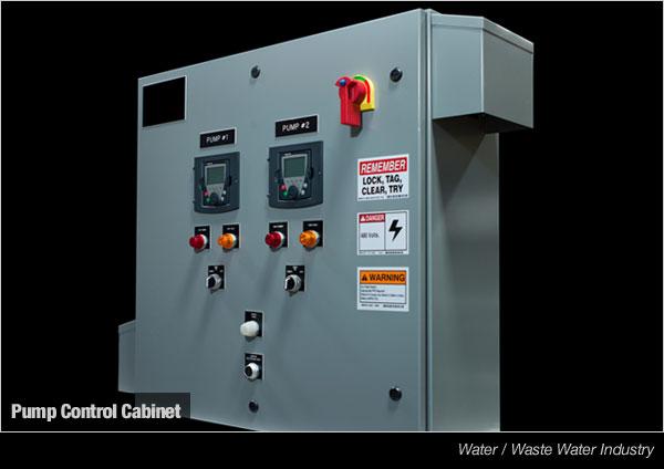 pump-control-cabinet
